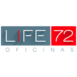 Life 72 Oficinas logo
