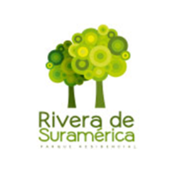 Rivera de Suramérica logo