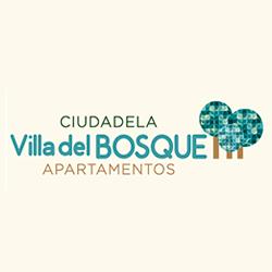 Villa del Bosque logo